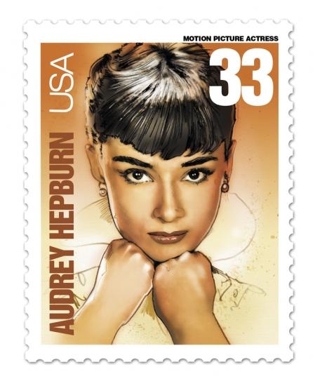 Audrey Hepburn por jmstudio